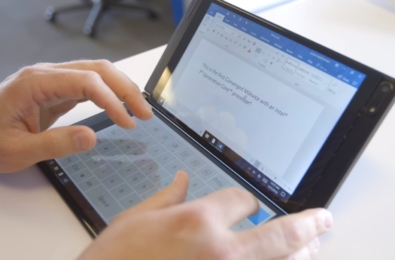A closer look at Intel's Tiger Rapids dual-screen notebook and future prototypes (video) 4