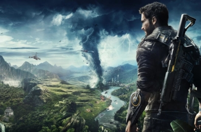 Just Cause 4 December 2020 PlayStation Plus games