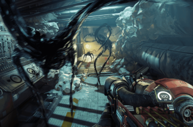 Prey now appears to be Xbox One X enhanced 7