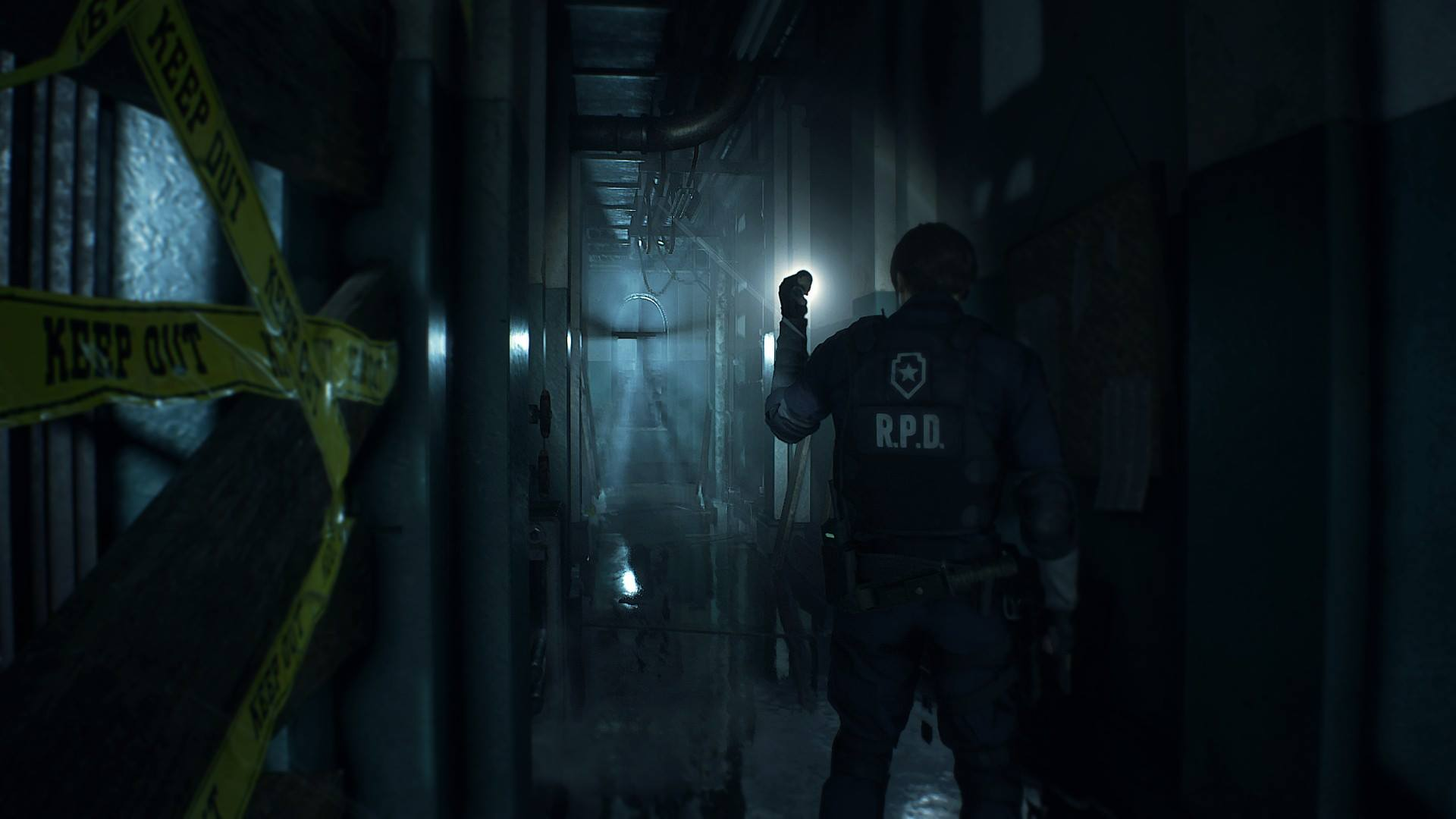 Resident Evil 2 remake announced for early 2019