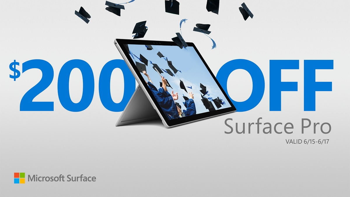 Deal Alert: All Surface tablets and laptops deeply discounted