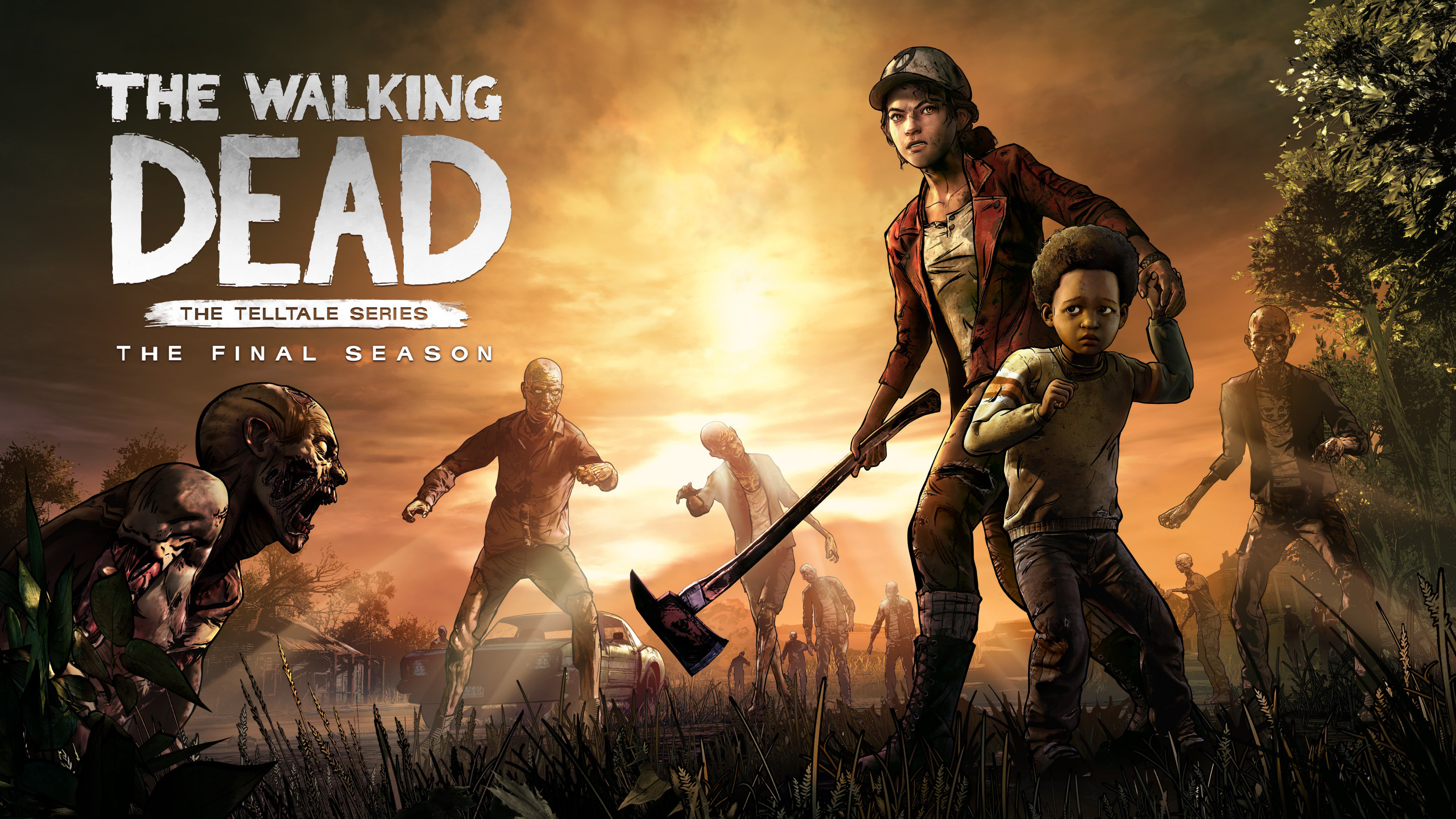 The Walking Dead: Saints and Sinners - Standard Edition on ...