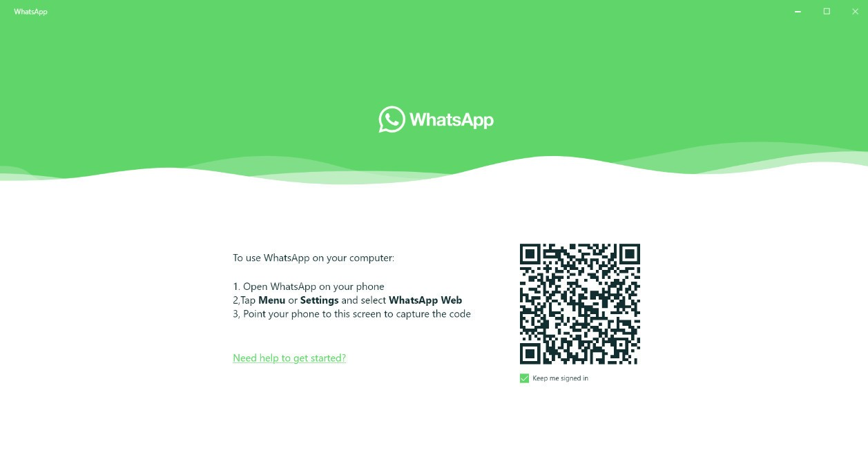 WhatsApp might be building a UWP app for Windows 10 with