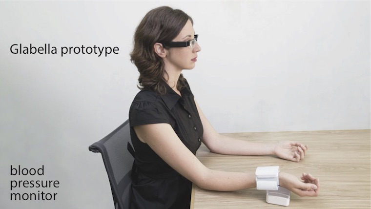 Microsoft patents head mounted blood pressure monitor 2