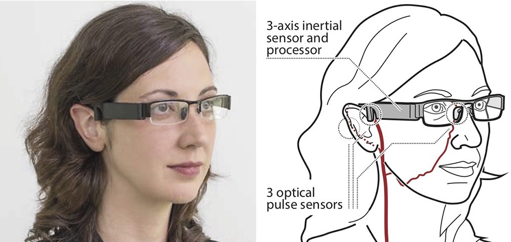Microsoft patents head mounted blood pressure monitor 1
