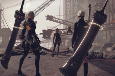 Review: Nidhogg 2, Nier: Automata, and Red Faction: Guerrilla — Roundup 4