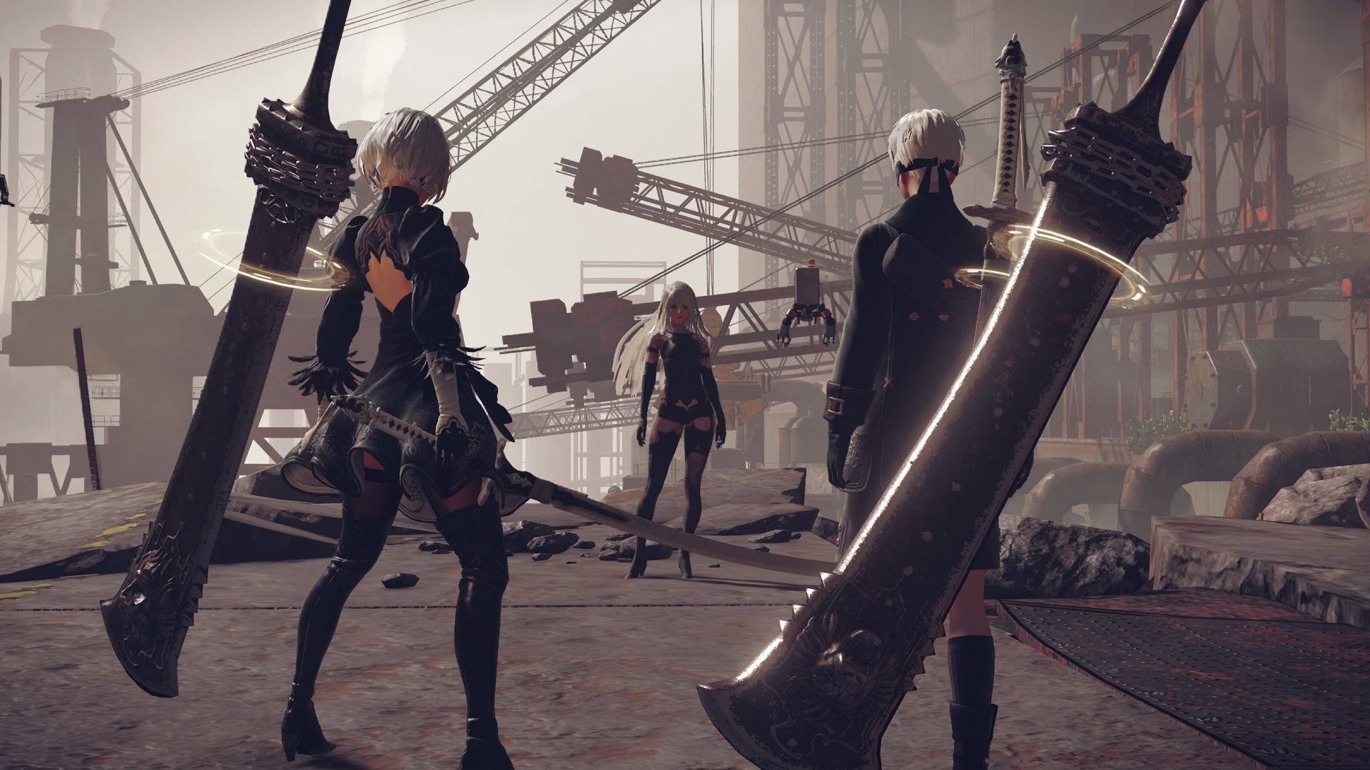 Review Nidhogg 2 Nier Automata And Red Faction Guerrilla