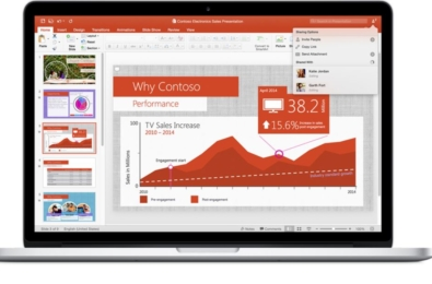 Latest Office for Mac Insider update comes with new ribbon icons, easier mail encryption and more 1