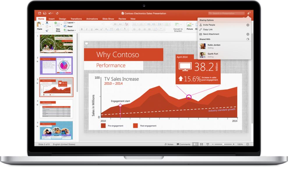 Latest Office for Mac Insider update comes with Animation