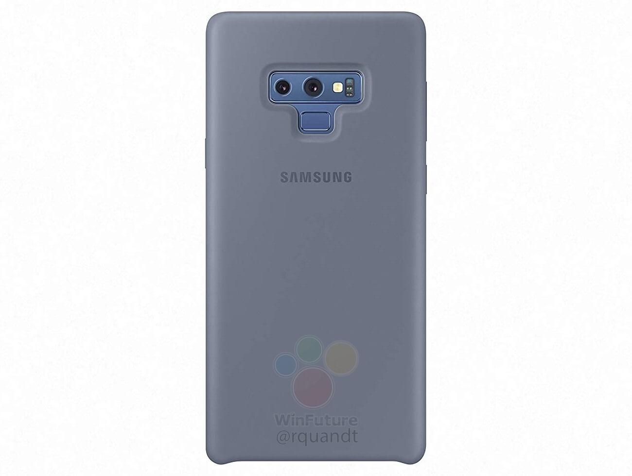 Official Samsung Galaxy Note 9 Accessories Leak Mspoweruser