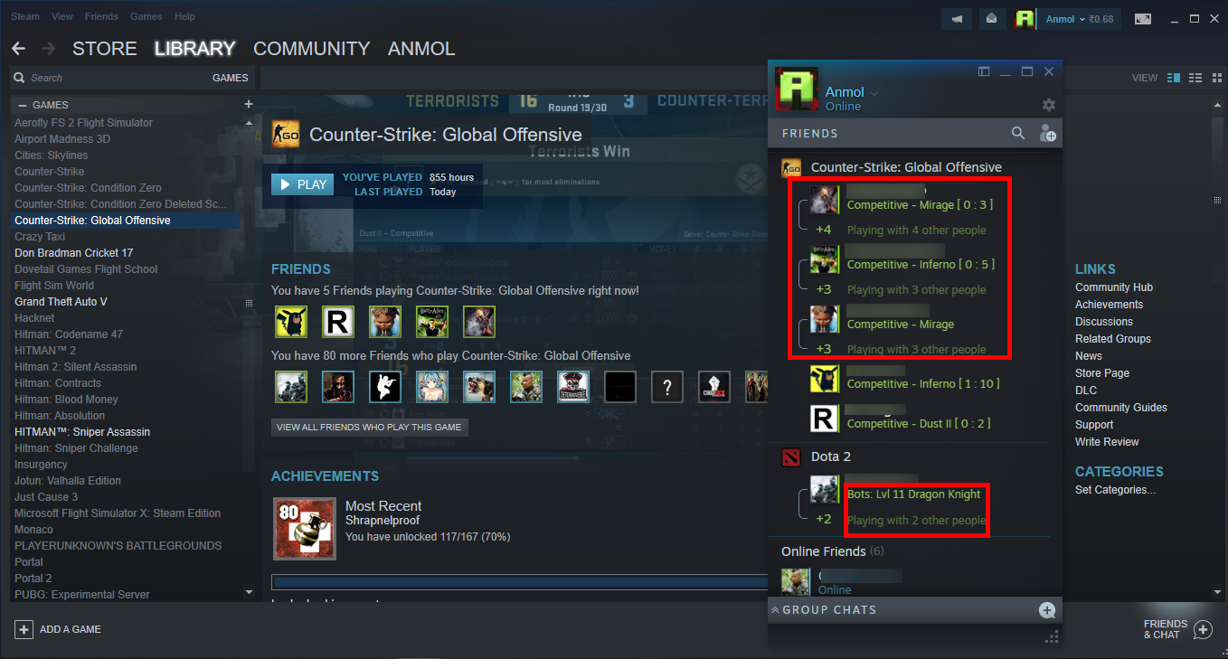 Steam finally gets the much needs Chat system upgrade, now ...