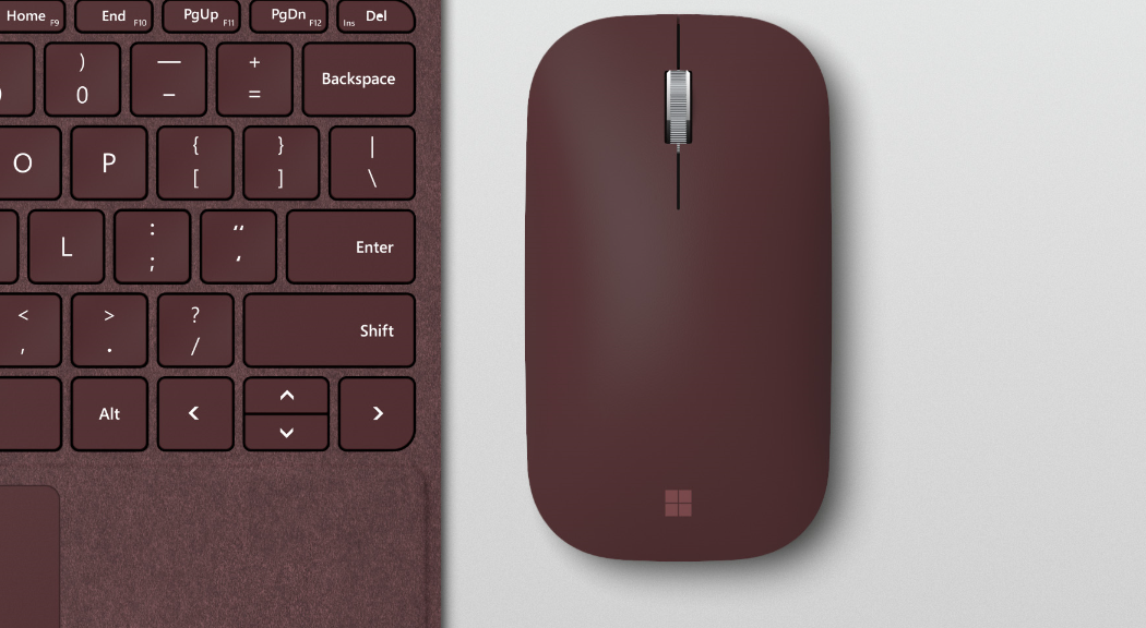 Microsoft announces the new Surface Mobile Mouse - MSPoweruser