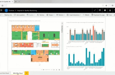 Visio Visual for Power BI now available for everyone 1