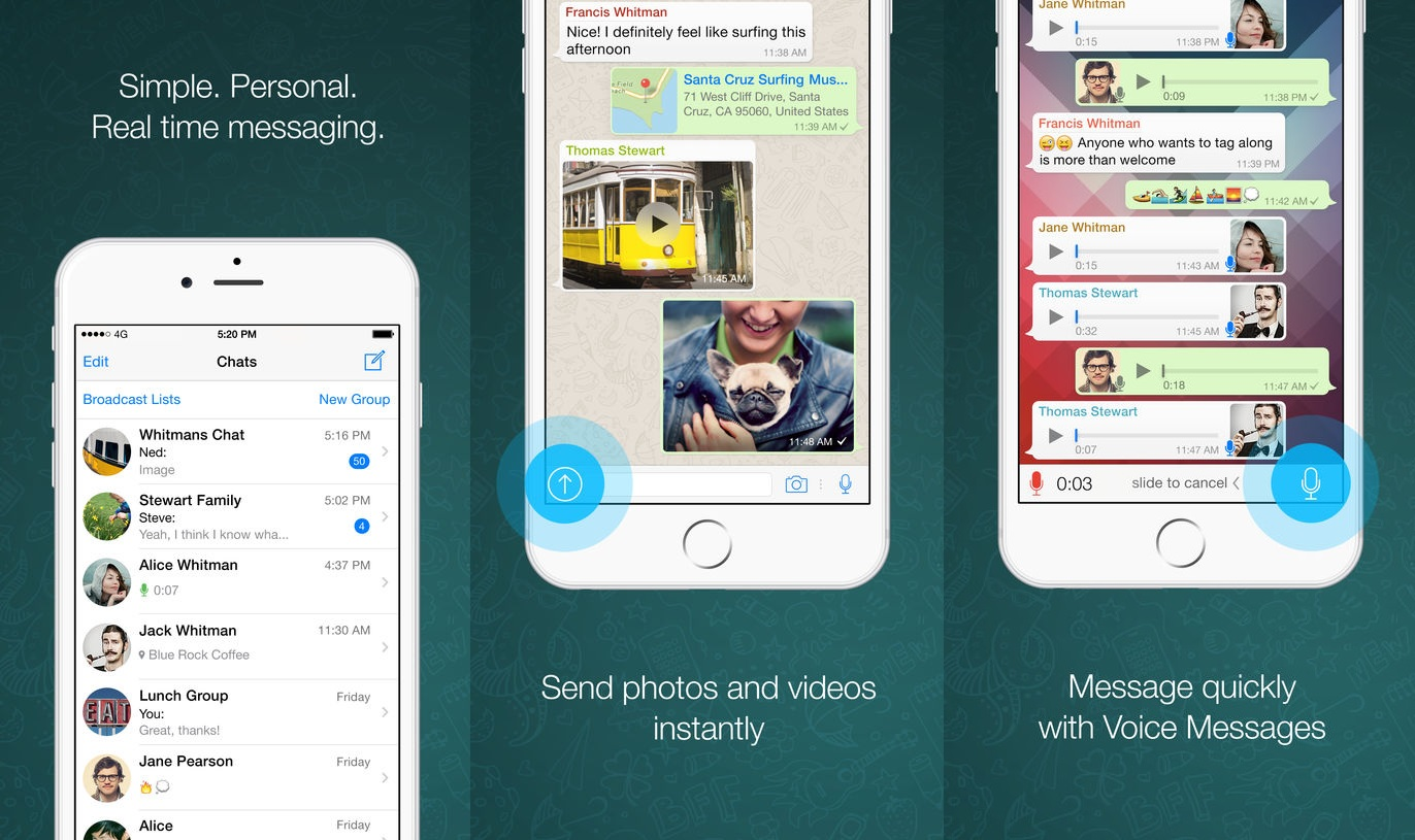 Whatsapp For Ios Gets Updated With Private Reply Option 3d