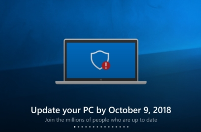 Microsoft encouraging Windows 10 users on older versions of the OS to upgrade 2