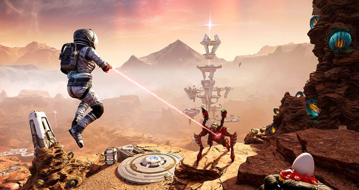 Ubisoft Released Details Regarding Far Cry S Season Pass A Few Months Ago Revealing That Wed Be Taking Some Wacky Trips To Mars Fighting A War In