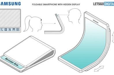This may be exactly what the Samsung Galaxy X will look like 3
