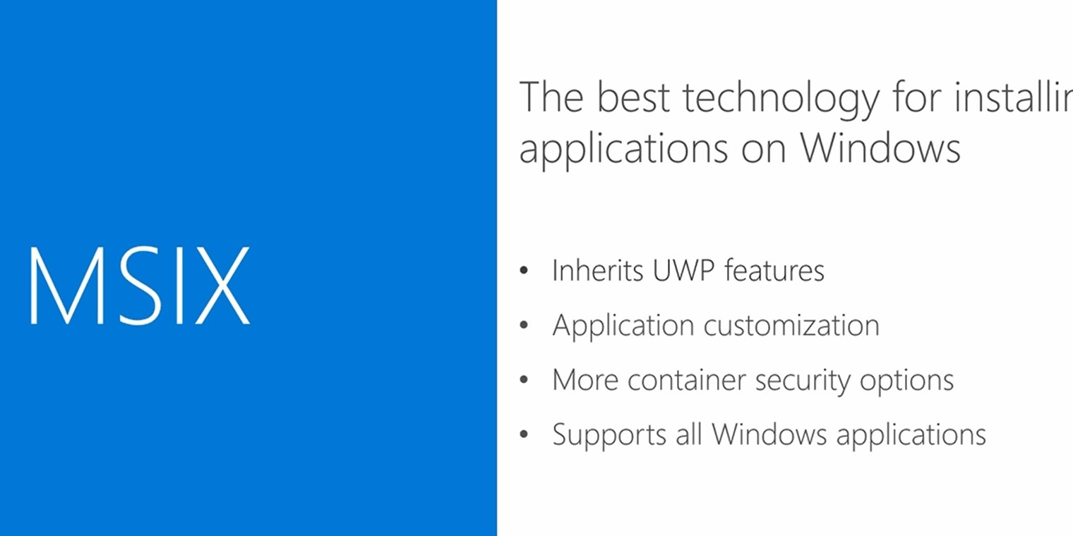 MSIX Packaging Tool is now available in the Microsoft Store