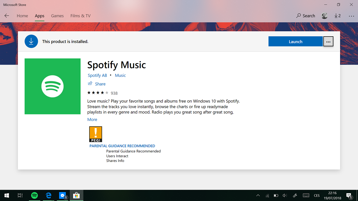 Microsoft Store gets a new look and remote app installs