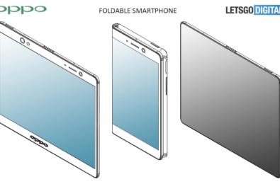 Maybe a hungry Chinese company can bring a real folding smartphone to market 28