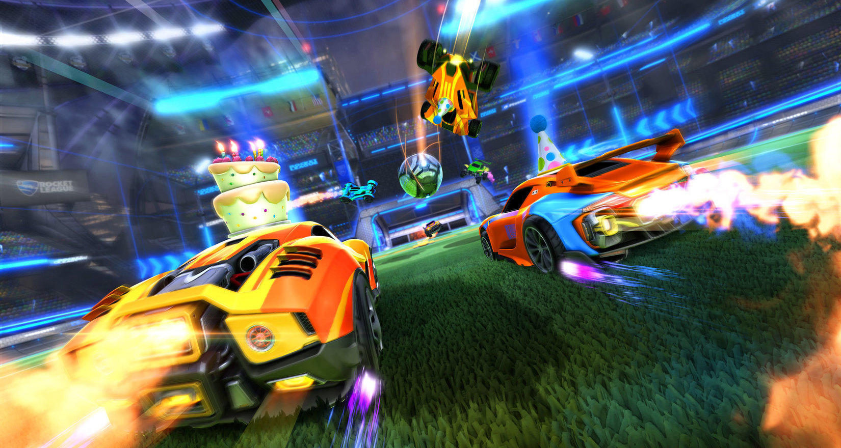 Refunds now available for Rocket League on macOS and Linux - MSPoweruser