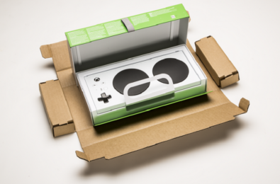 The Xbox Adaptive Controller's packaging is just as accessible as the hardware 13