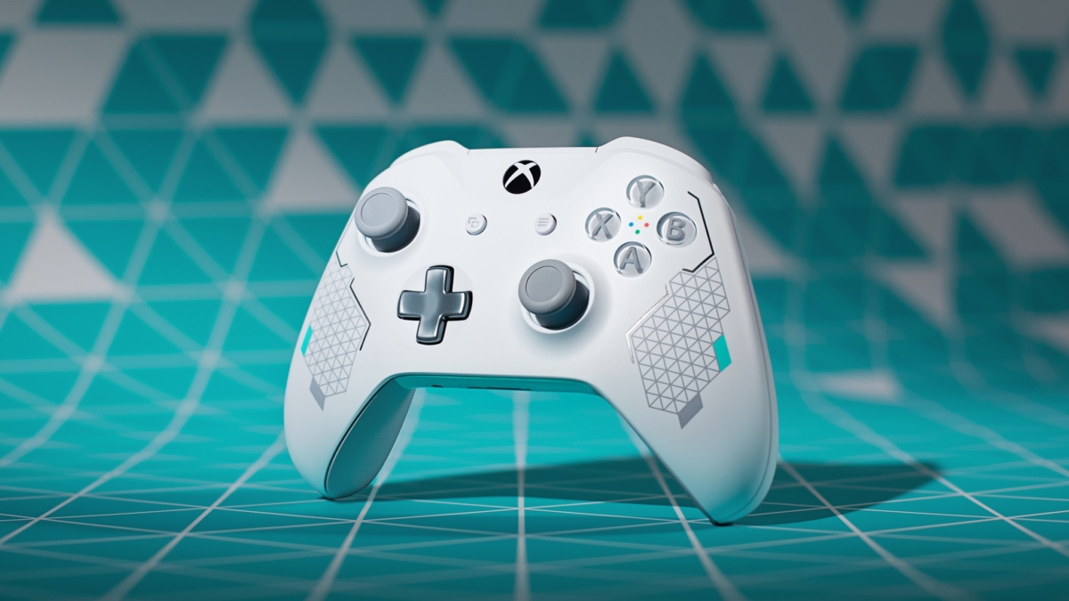 Microsoft Announce New Sport White Special Edition Xbox