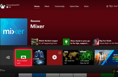 Update for Skip Ahead members today automatically factory refreshes your Xbox One due to a previous OS corruption 11