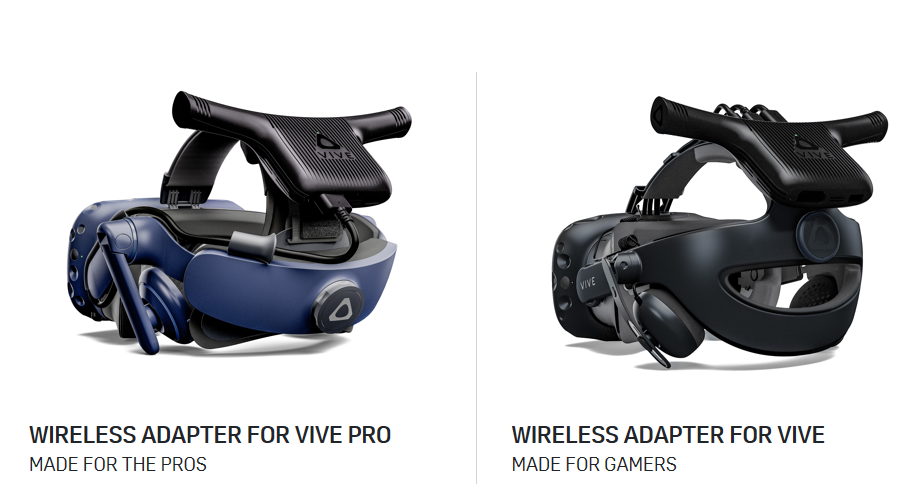 HTC confirms price and launch date for Vive Wireless Adapter
