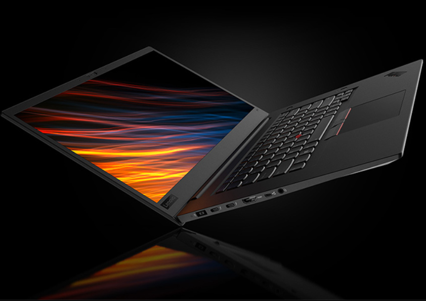 Lenovo unveils ThinkPad P1 mobile workstation powered by