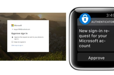 Microsoft Authenticator companion app now available for Apple Watch 15