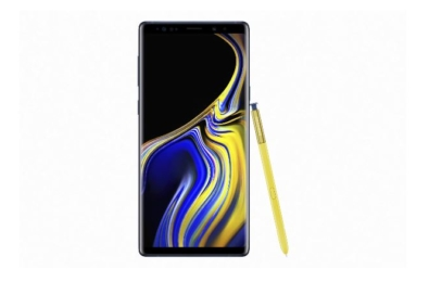 Samsung officially announces the Galaxy Note9 with a new S Pen and more batttery 12