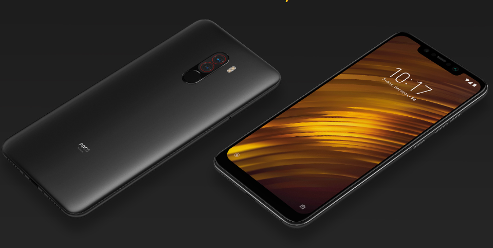 Xiaomi Poco F1 With Snapdragon 845 SoC Launched in India
