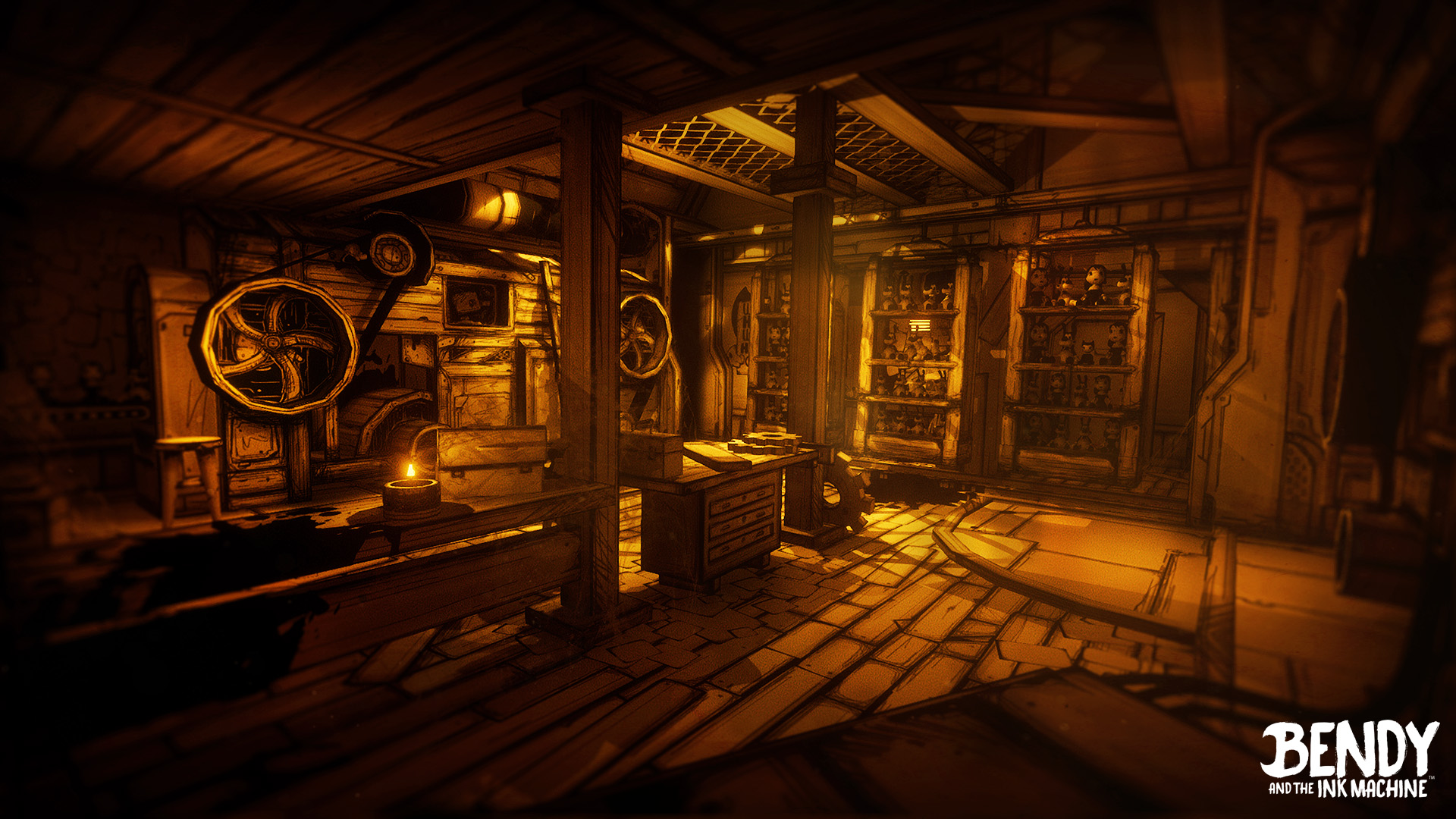 Bendy and the Ink Machine is coming to Xbox One this fall ...