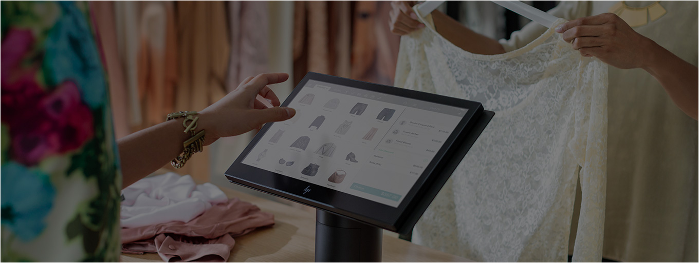 Hp Announce A New Retail Kiosk And Pos Solution Based On