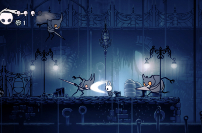 Review: Amnesia Collection, The Council: Episode 4, and Hollow Knight — Roundup 49