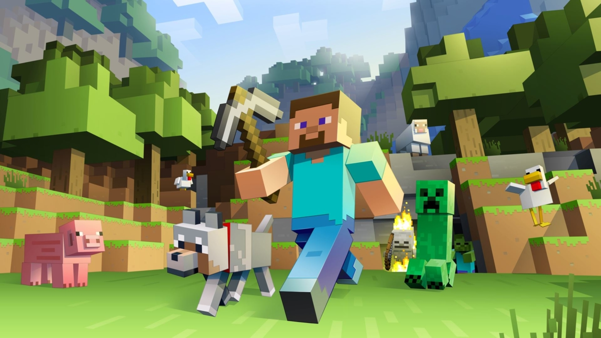 microsoft has made snippets of minecraft s source code open source