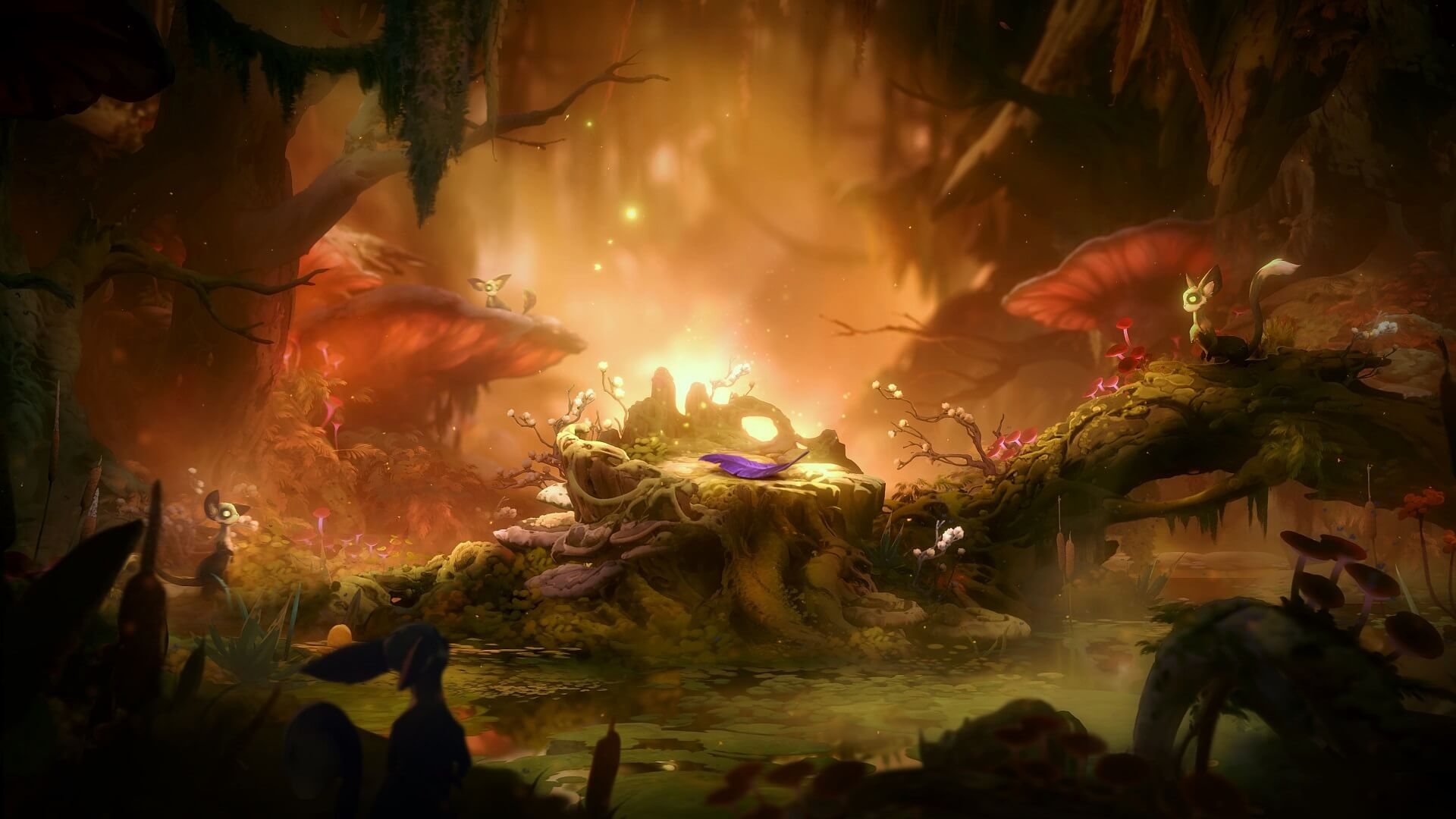 Ori and the Will of the Wisps will feature a new mode geared