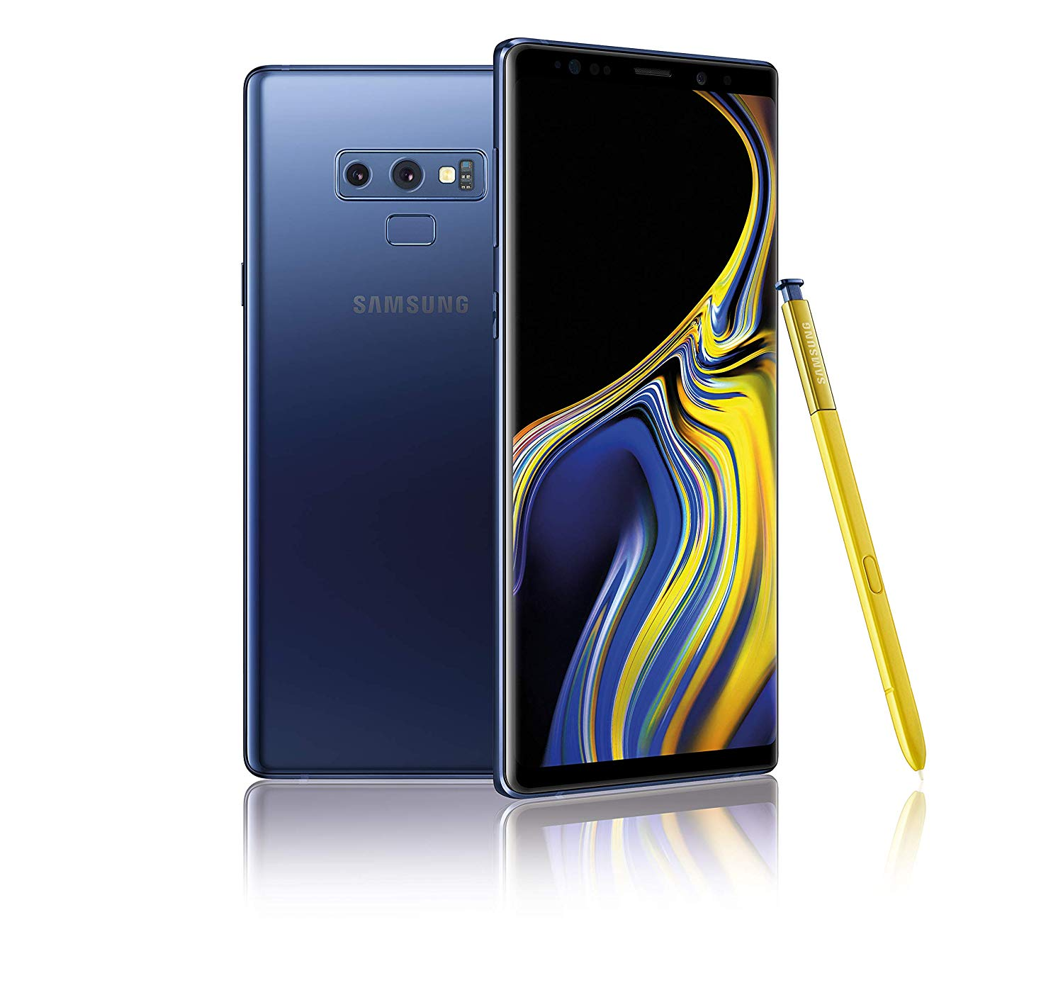 photo image Samsung Galaxy Note 9 pre-order now available on Amazon
