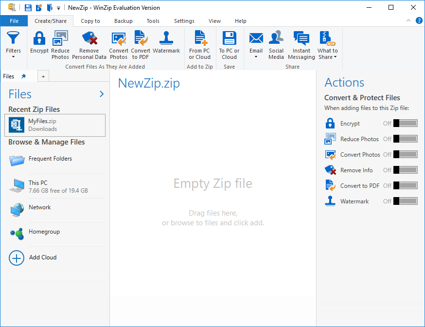 WinZip Microsoft Store Edition now available - MSPoweruser