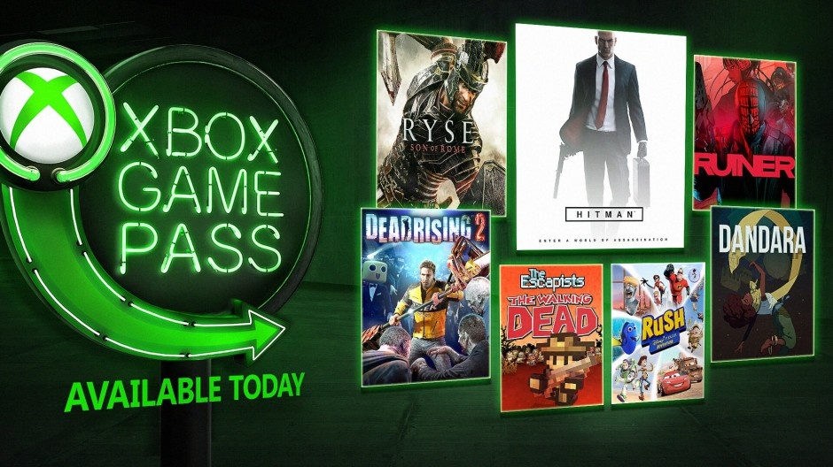 Xbox Game Pass Gets its Own Xbox One Home Tab