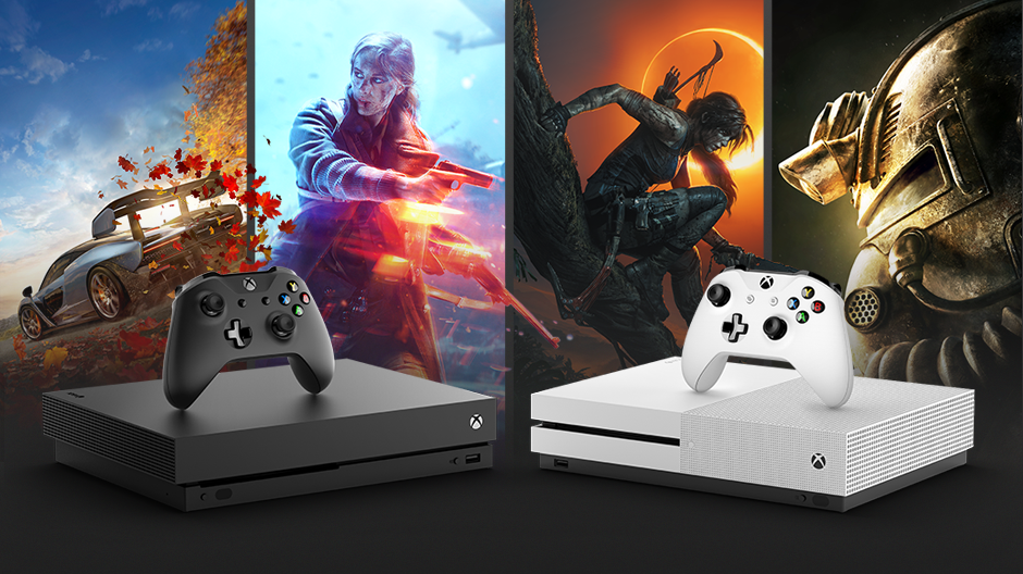 Several new Xbox One bundles announced with Battlefield V