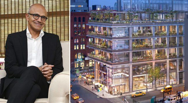Microsoft is planning to open another flagship store in Soho 1