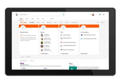 Microsoft announces general availability of Microsoft Search, a new enterprise search experience 39
