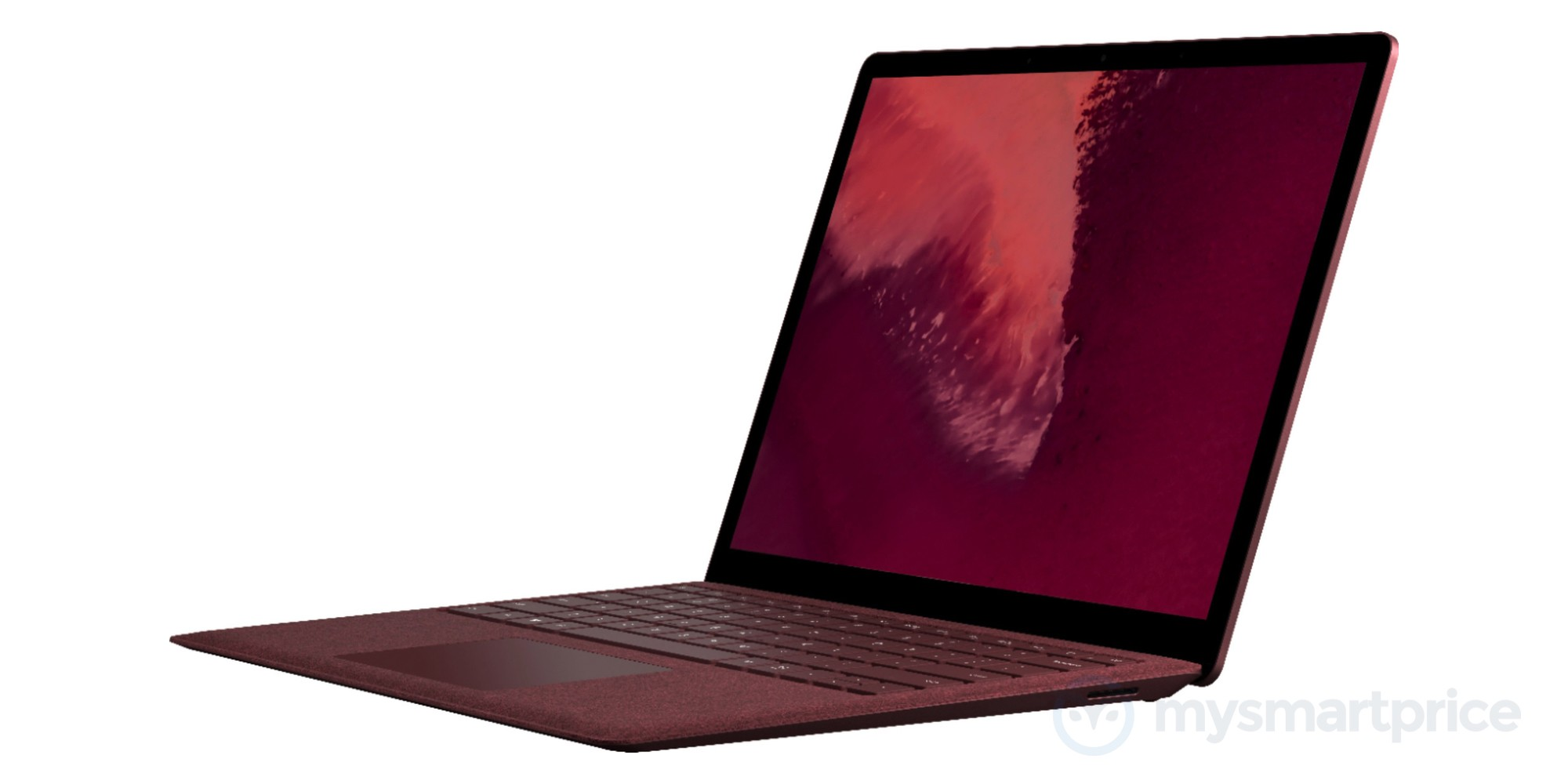 Updated Surface Laptop leaks murdered out in black 22