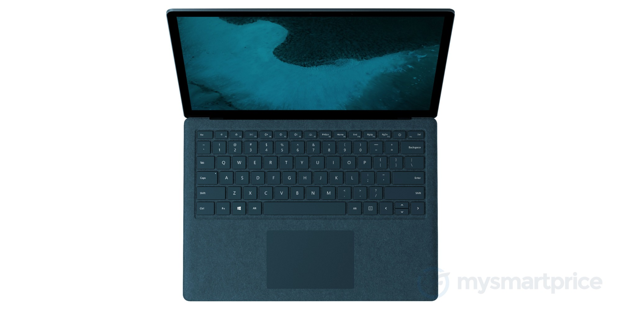 Updated Surface Laptop leaks murdered out in black 17