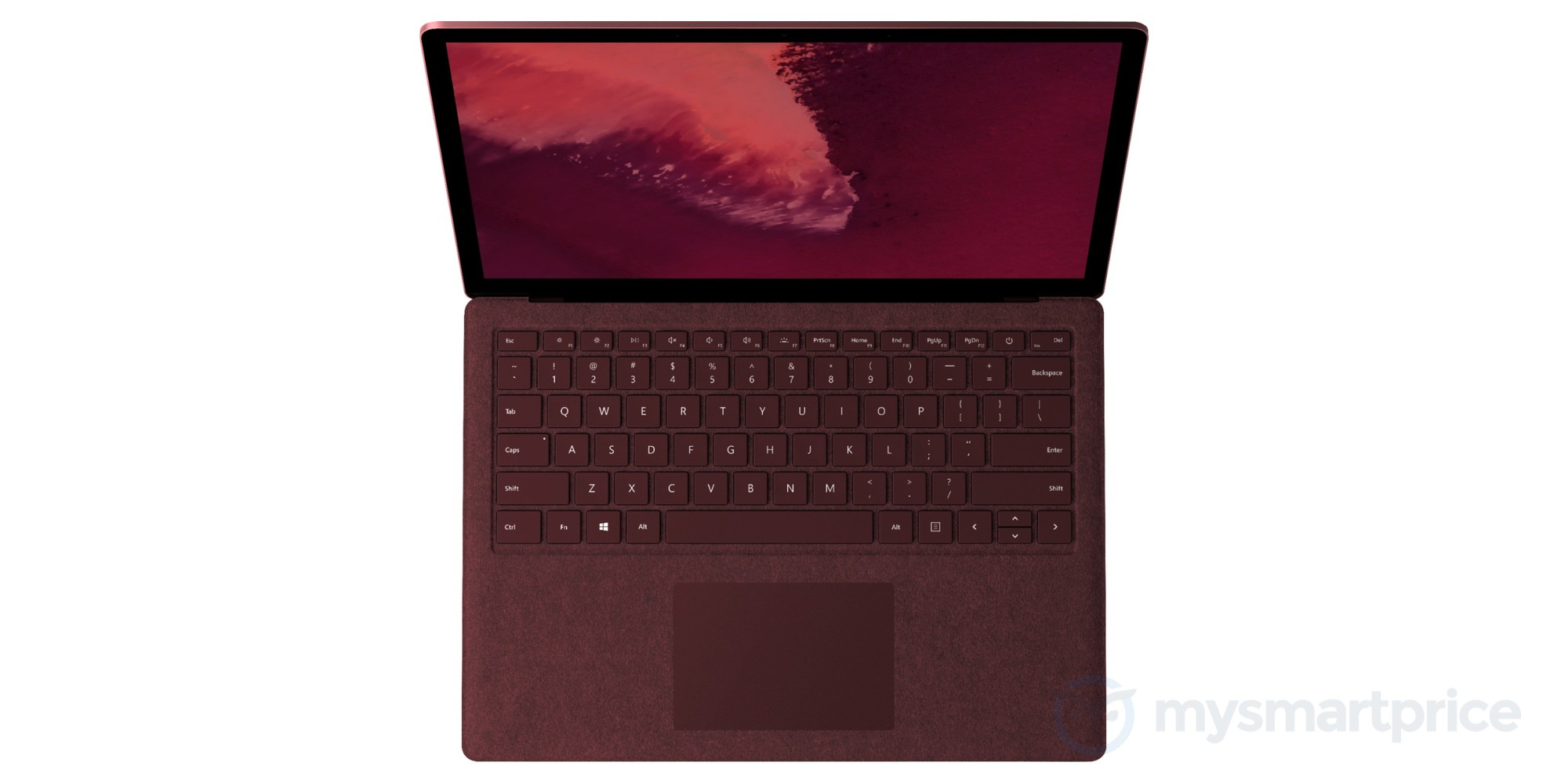 Updated Surface Laptop leaks murdered out in black 18