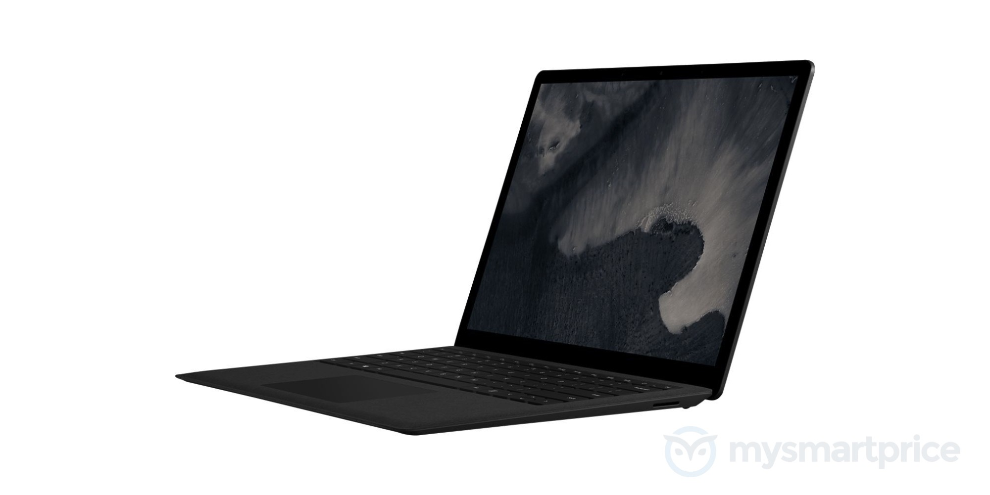 Updated Surface Laptop leaks murdered out in black 3