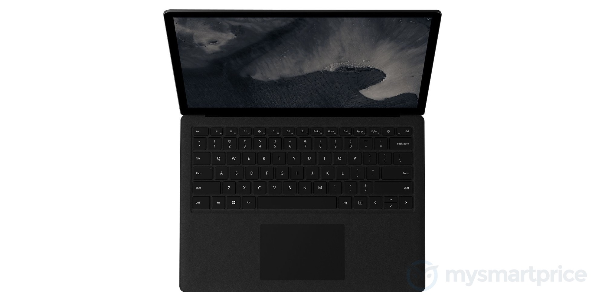Updated Surface Laptop leaks murdered out in black 20