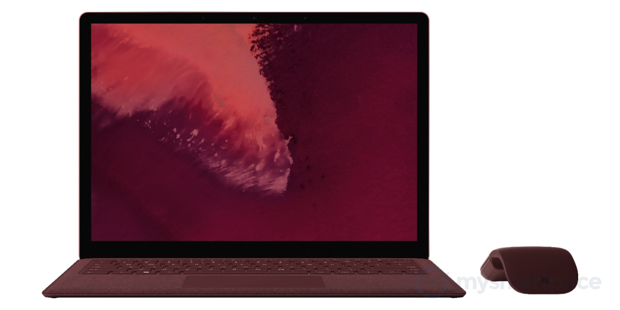 Updated Surface Laptop leaks murdered out in black 11